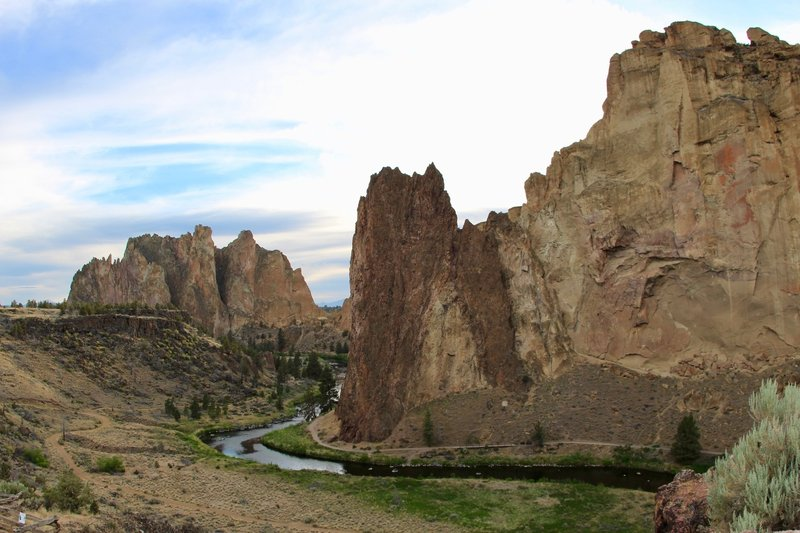 The Crooked River Caldera