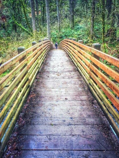 The Far End Of The Bridge