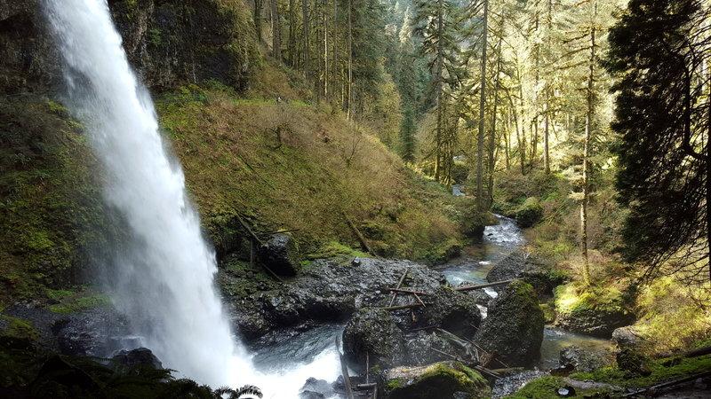 Silver Falls Hike