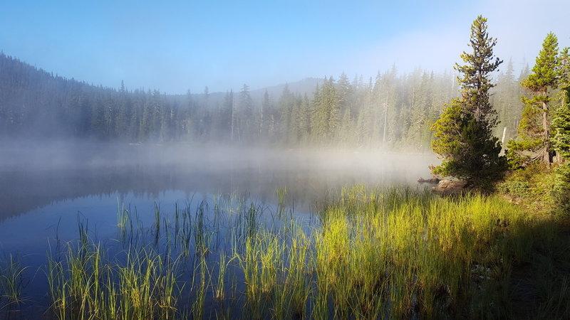 Santiam Lake