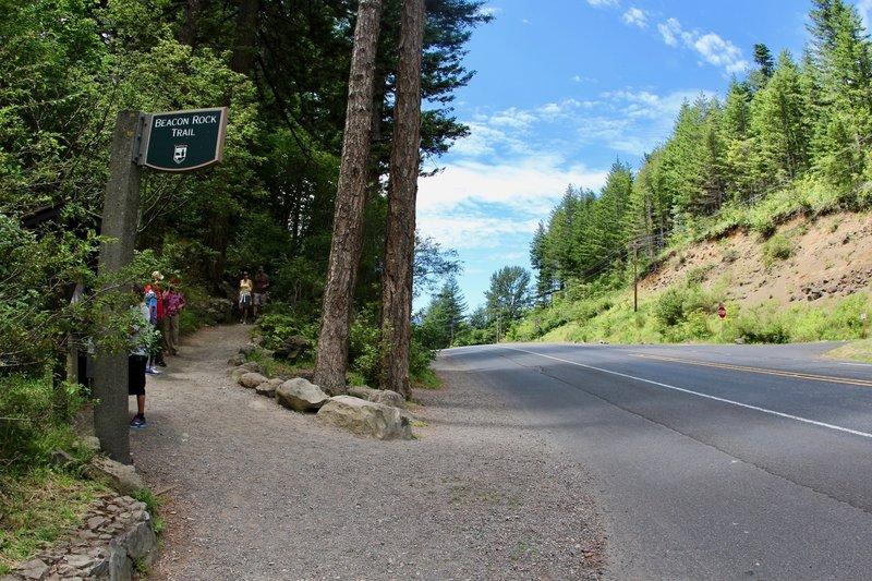 Beacon Rock Trailhead