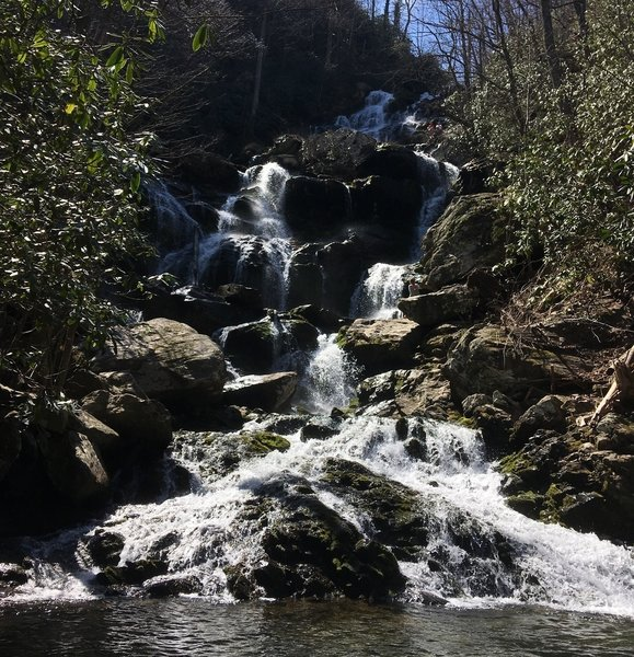 Upper Catawba Falls - Sean Bloom