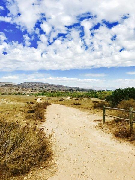 Grasslands Loop Trail - Mission Trails .