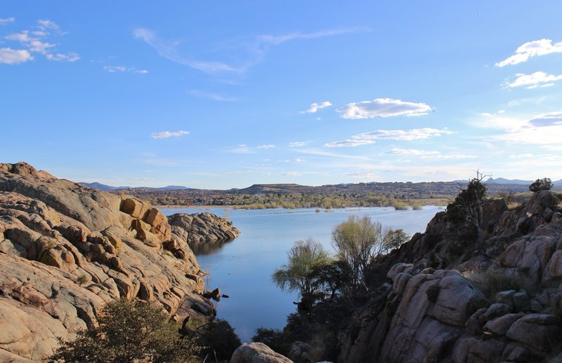 Willow Lake, Prescott