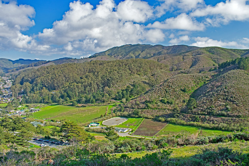 Montara Mountain and Shamrock Ranch