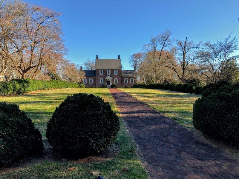 The Ayr Mount Mansion