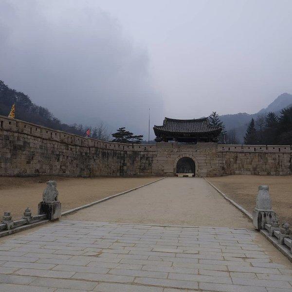 Mungyeong Saejae, First Gate