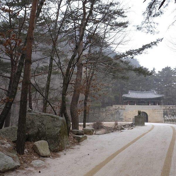 Mungyeong Saejae, Second Gate