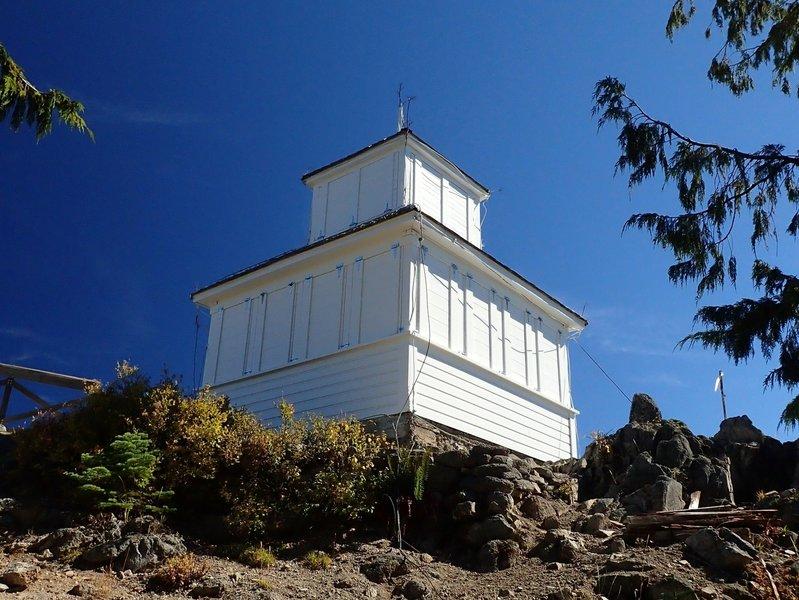 Hershberger Mountain Lookout