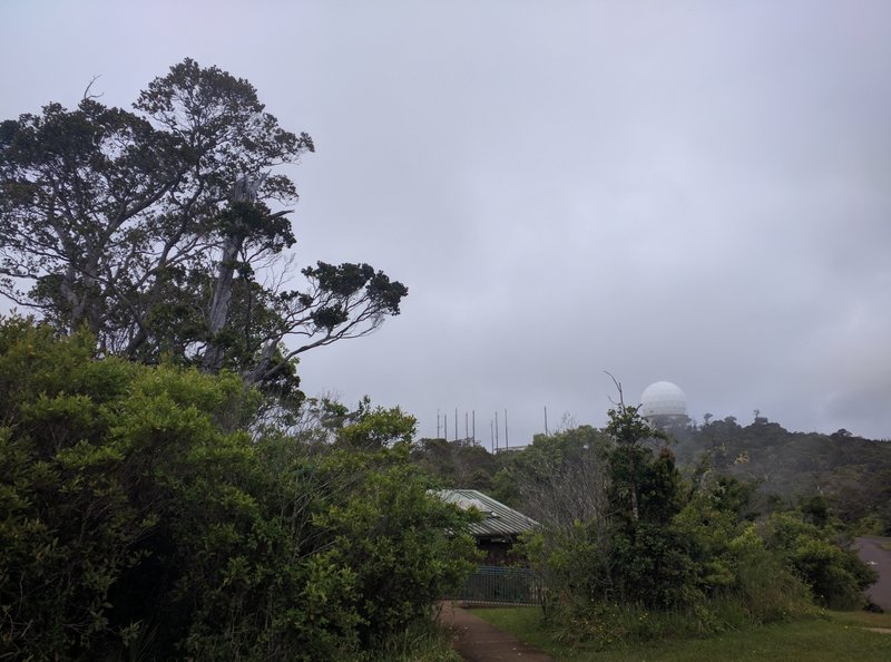 Air National Guard near Kalalau Lookout