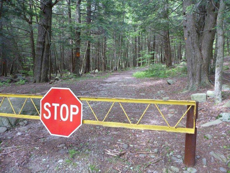 start fo trail