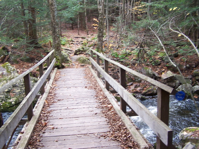 Bridge Across Kaaterskill Creek