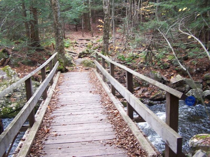 Bridge Across Kaaterskill Creek