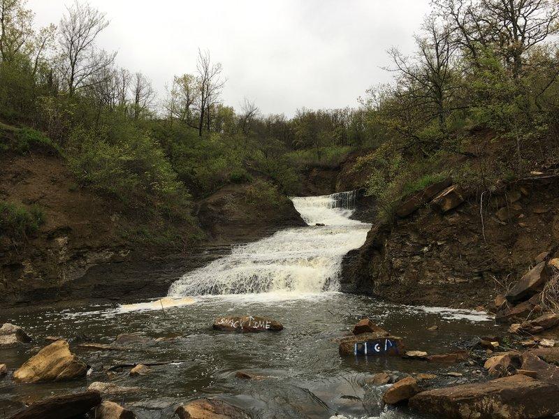 Bixhoma Falls