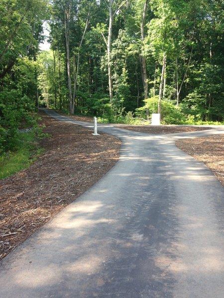 Rock Springs Nature Preserve Trail