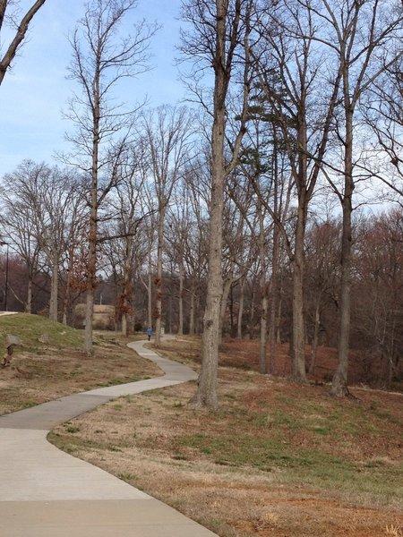 Carolinas Medical Center Trail (Lincoln)