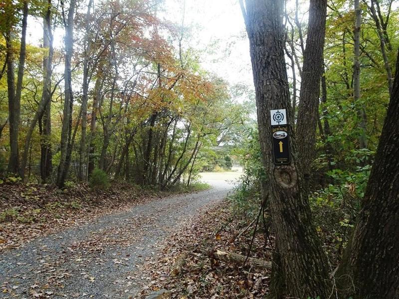 Gold Hill Rail Trail