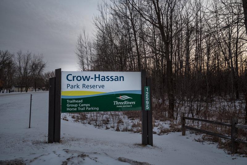 Crow-Hassan Park Reserve, Minnesota