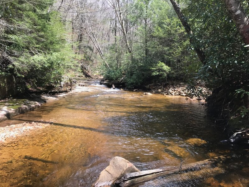 Middle Fork Creek