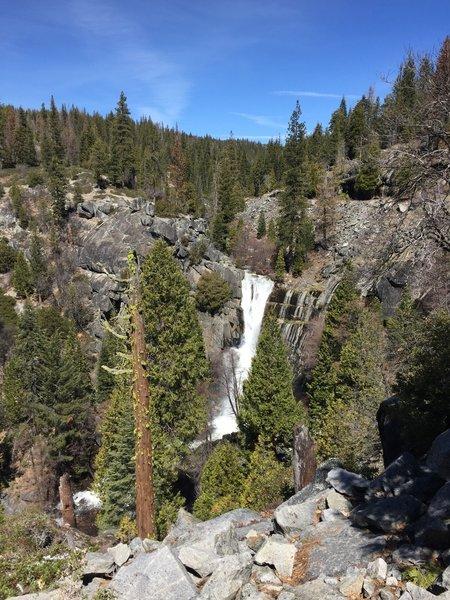 Alder Creek Falls Yosemite