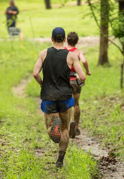 Trail of Four Winds 25K, May 4, 2019