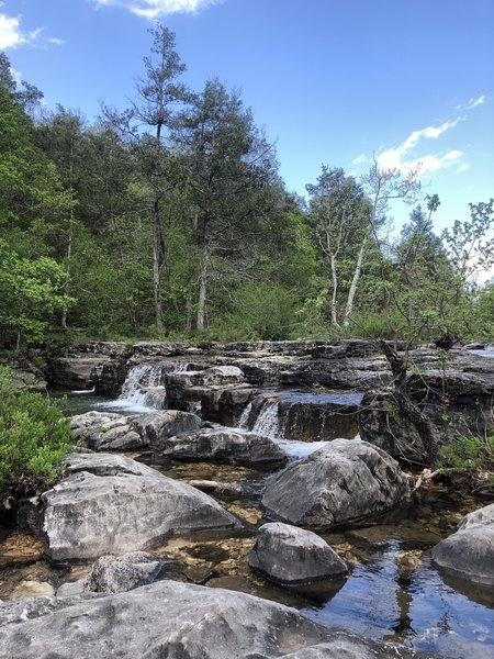 Creek/falls