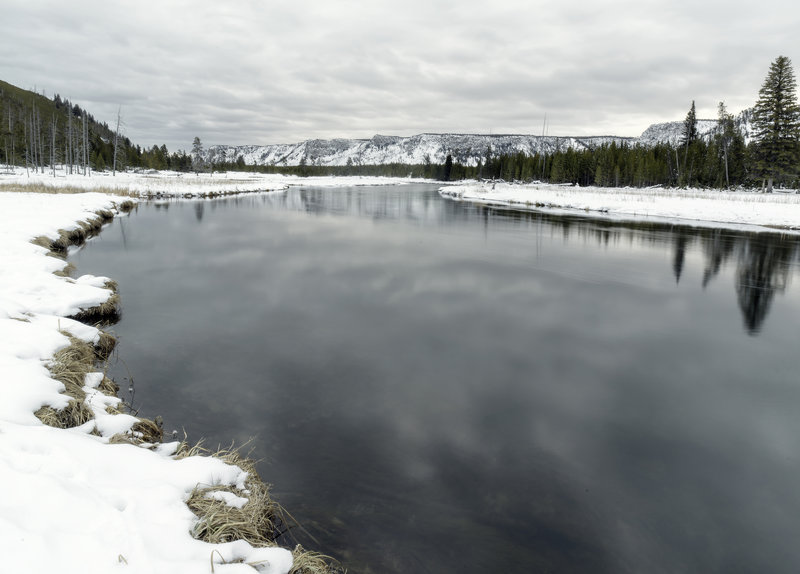 Yellowstone & The Grand Tetons in Winter
