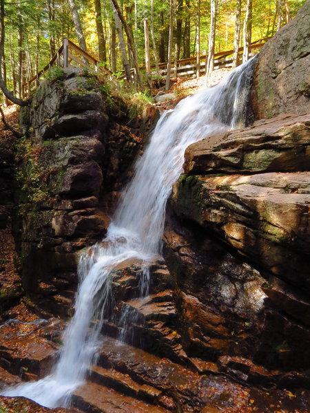Flume Brook, Flume Gorge, Lincoln