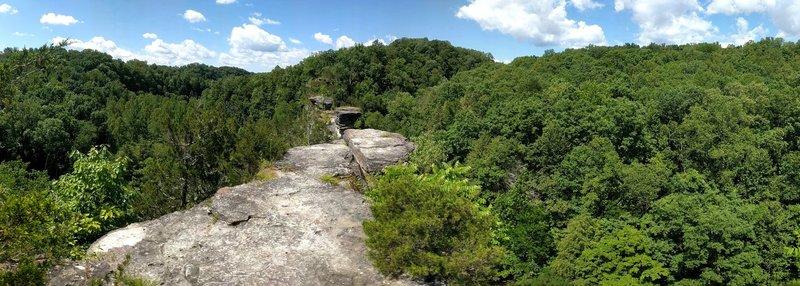 Window Cliffs Peak