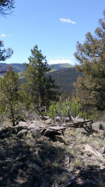 View of Aspen Ridge