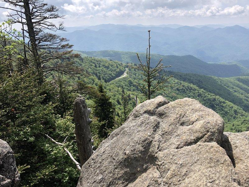 Top of Waterrock Knob
