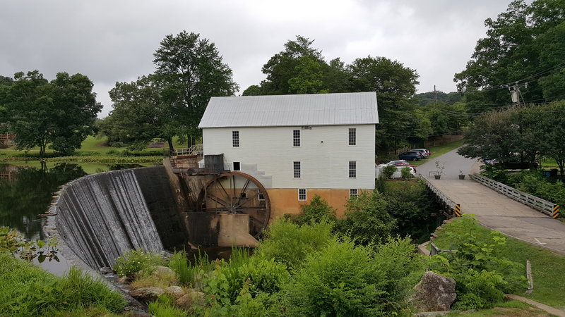 Murray's Mill Building