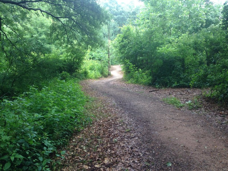 First Broad River Trail - Shelby Rail Trail