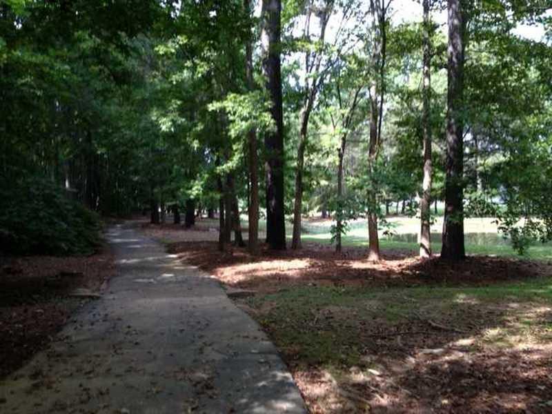 Tech Park Lakeshore Trail