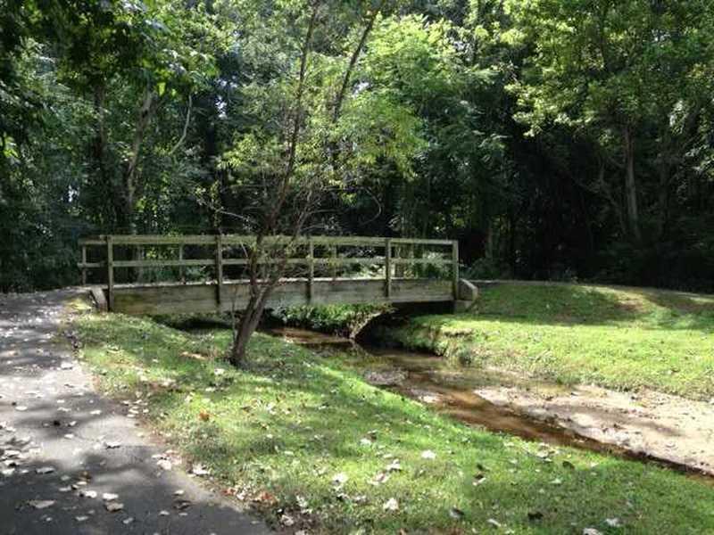 Bridge at Tech Park Lakeshore Trail