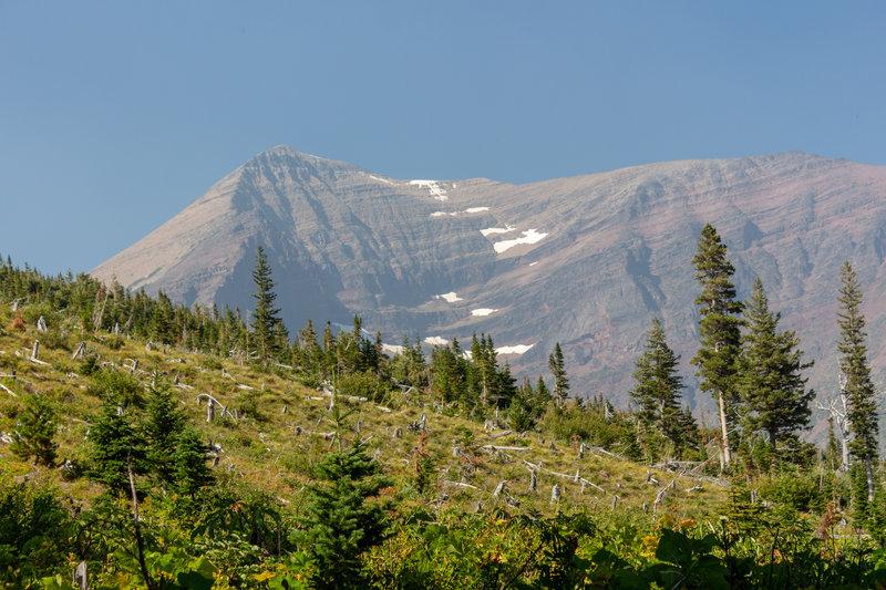Rising Wolf Mountain.