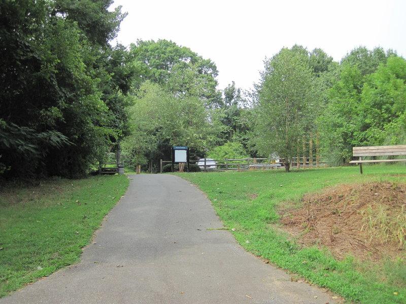 Lower McAlpine Creek Greenway