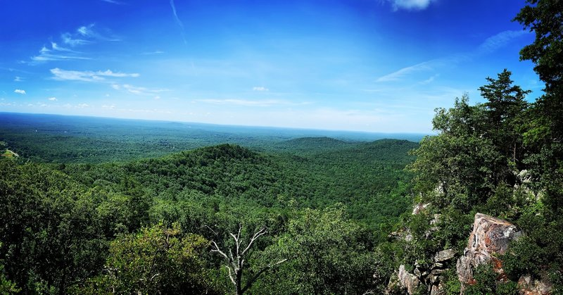 View from the Lower Overlook