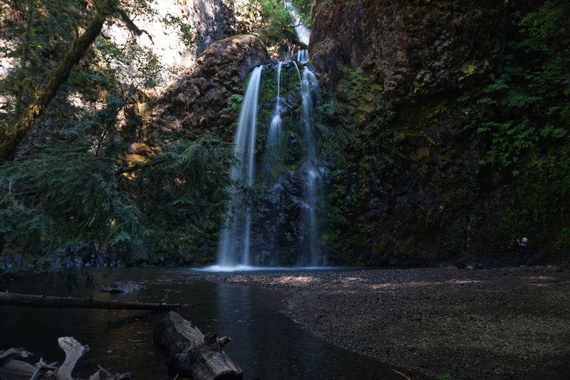 Fall Creek Falls early June 2019.
