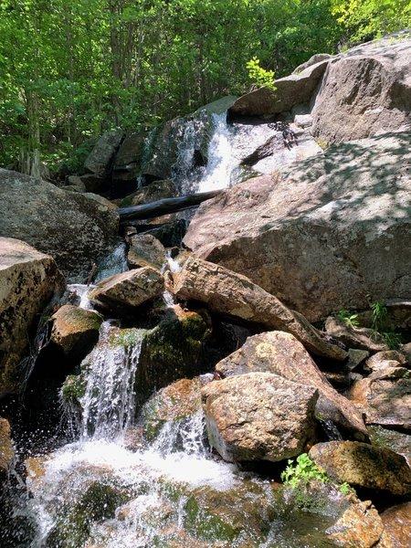Mary Cary Falls