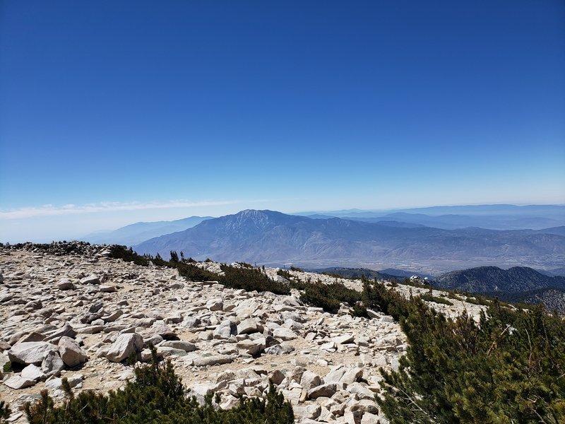Top of Mt. San Gorgonio