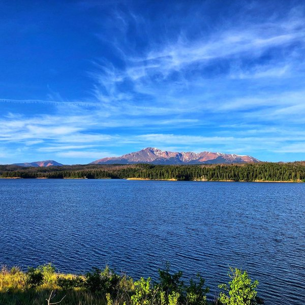 Pikes Peak and Almagre