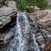 Waterfall Above the Marion Mine