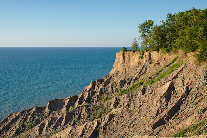 Closing the day at one of the more remarkable State Parks along the eastern shore of Lake Ontario.