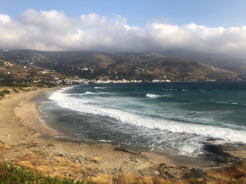 Korthi Bay Beach