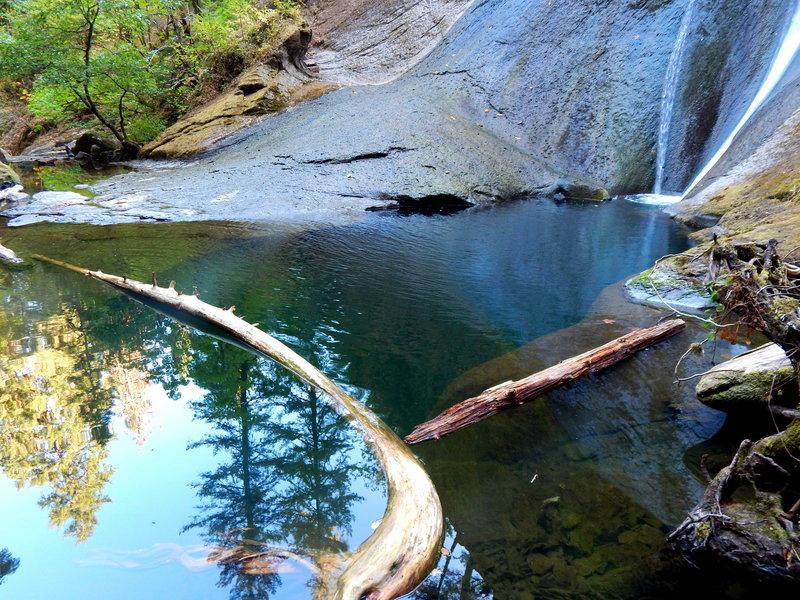 Wolf Creek Reflections