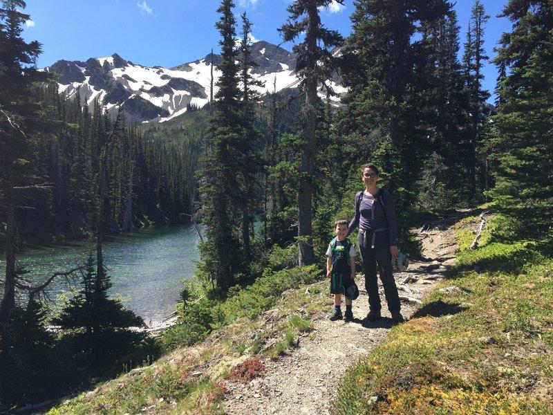 Grand Pass Trail