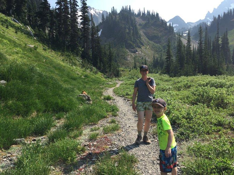 Royal Basin Trail