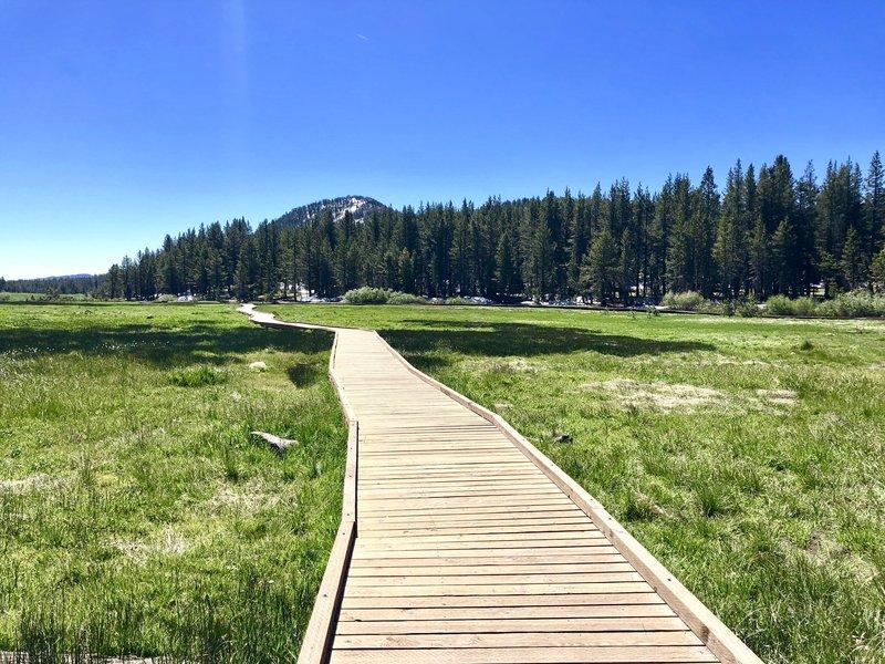 Start of trail.