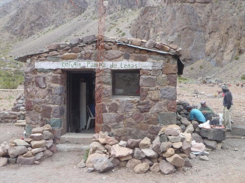 Refugio Pampa de Lenas